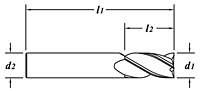 Standard Length-Dimension Drawing